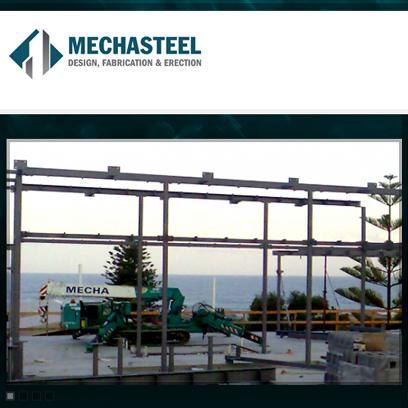 Mechasteel Website
