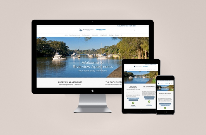 website design portfolio